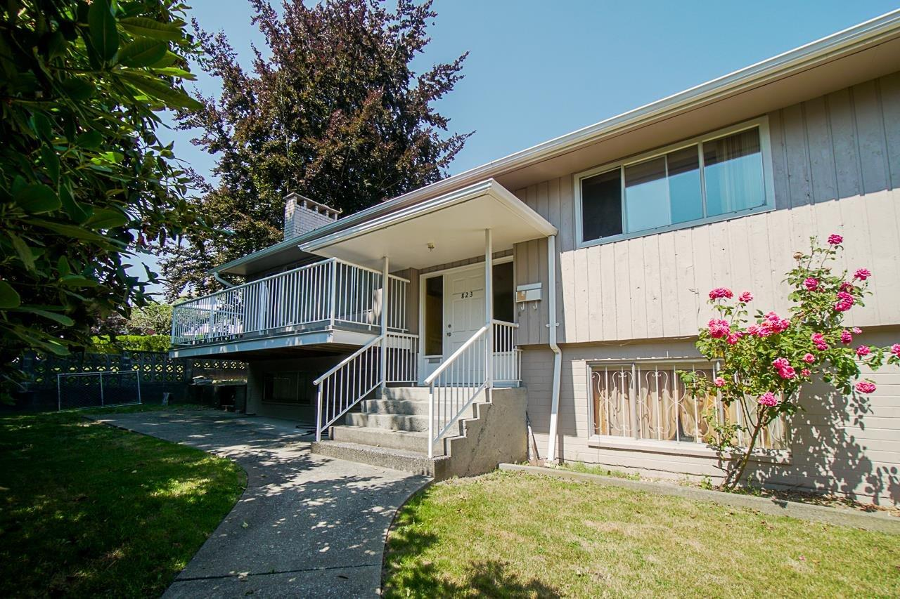823 SANGSTER PLACE located in New Westminster,                   British Columbia image #0